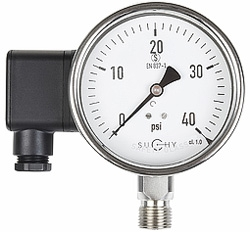 Pressure Gauge with sSensor